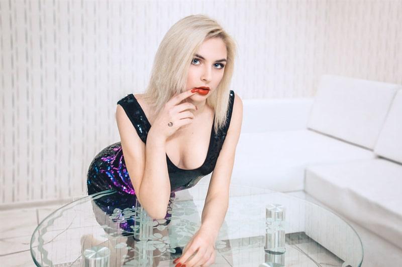 polish lady