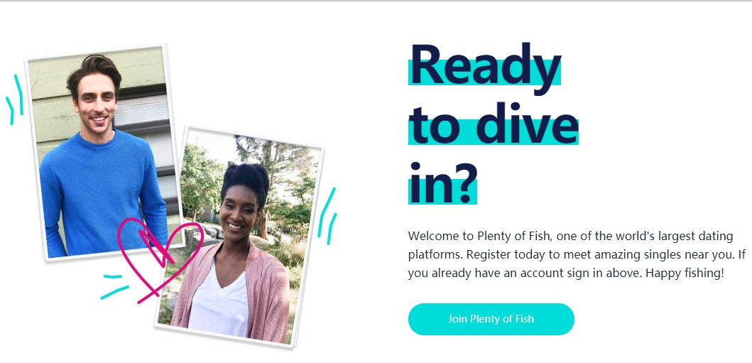 Plenty of fish pof.com