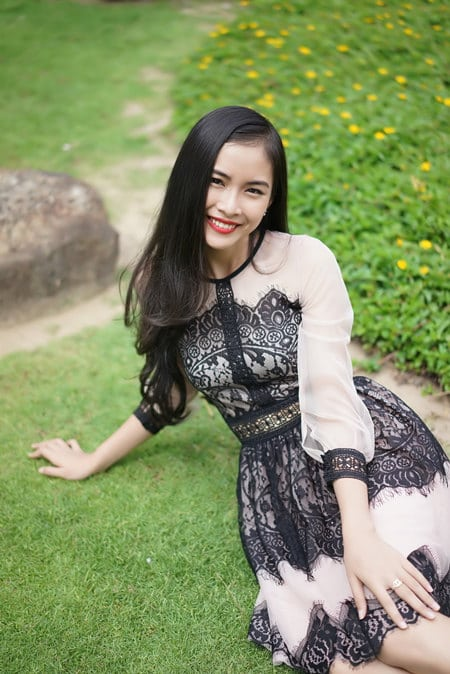 pretty Vietnamese girls