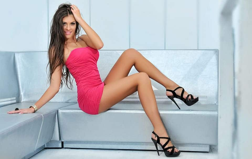 Girls ukranian hot Top 15