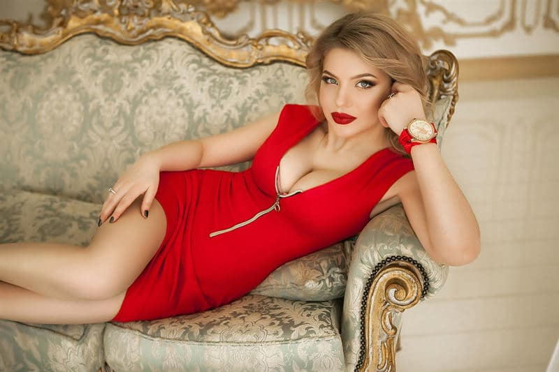 hot woman from Belarus