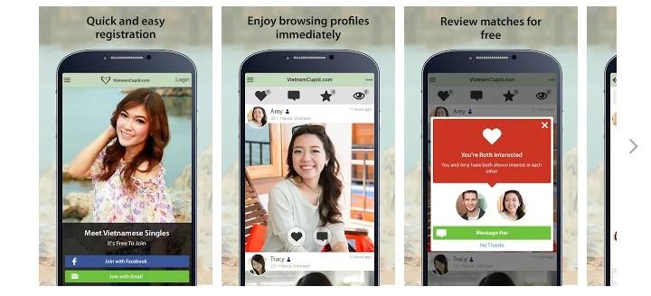 vietnamese cupid app