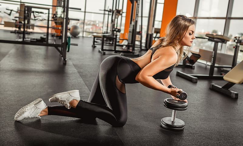 Meet the Beautiful Russian Girls Who Hit the Gym